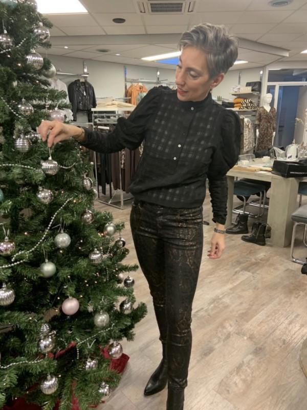 Pak Co Couture zwart
