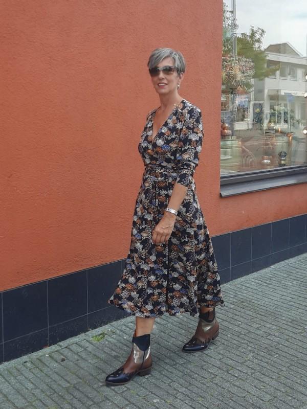 Rue de Femme jurk laarzen Aaiko aw20
