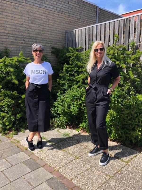Moss Copenhagen zwart lente 2020